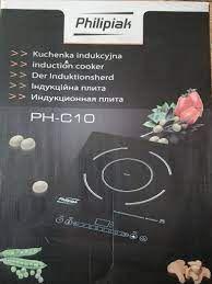 Płyta indykcyjna Philipiak PH-C10 nowa