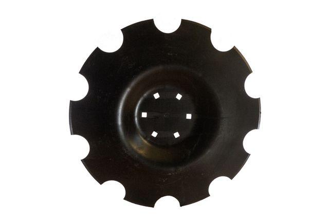 Talerz brony wewnętrznie przetłoczony 560x4mm 6otw Agro - Masz