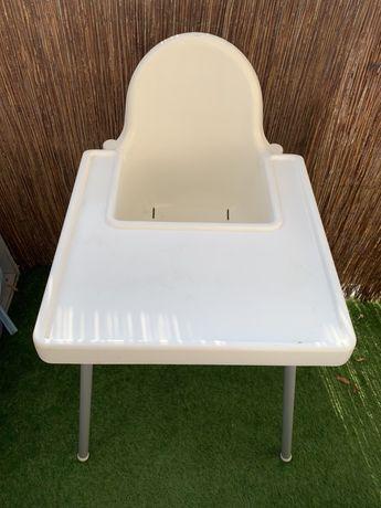 Krzesełko do karmienia Ikea (za darmo)