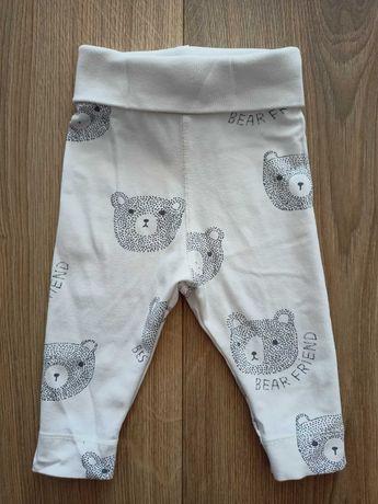 Spodnie legginsy H&M rozm. 56