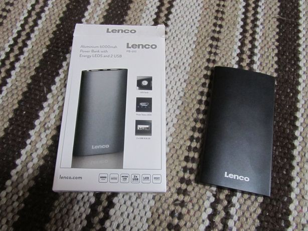 Power Bank Lenco 6000mah