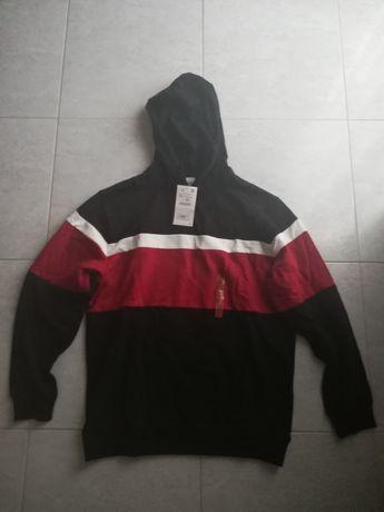 Sweatshirt capuz COLOR BLOCK - NOVA