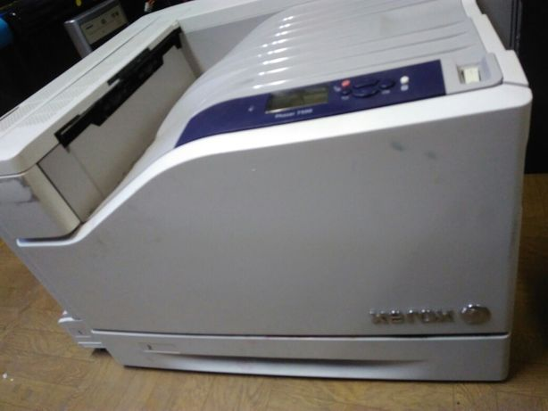 Принтер xerox 7500dn А3 формата цветной