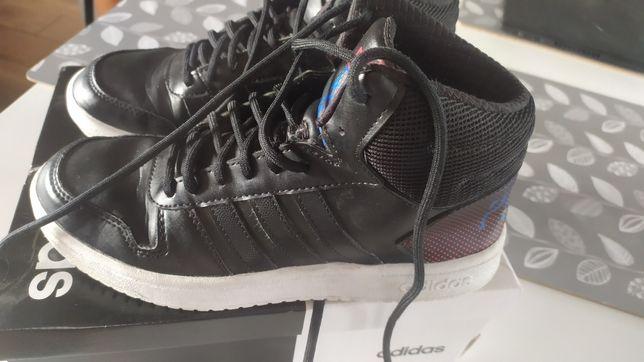 Buty Adidas 38 i 2/3 do koszykówki chłopiec OKAZJA