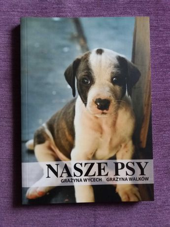 Książka Nasze psy