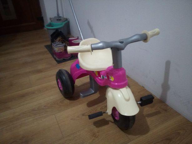 Rowerek 3-kołowy Elegance 2-3 latka