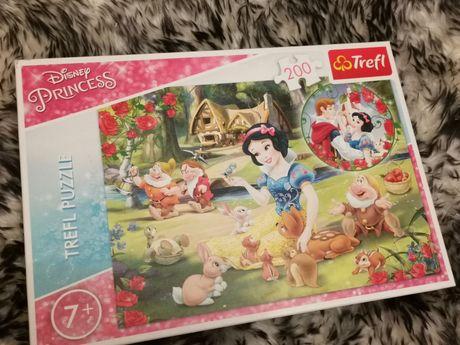 Disney Princess Trefl Puzzle 200