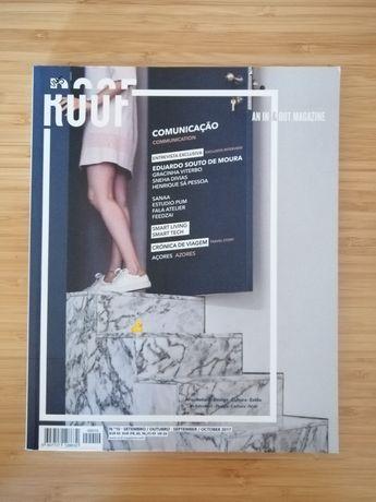 """Revista """"ROOF"""" n°10 Setembro/Outubro 2017"""