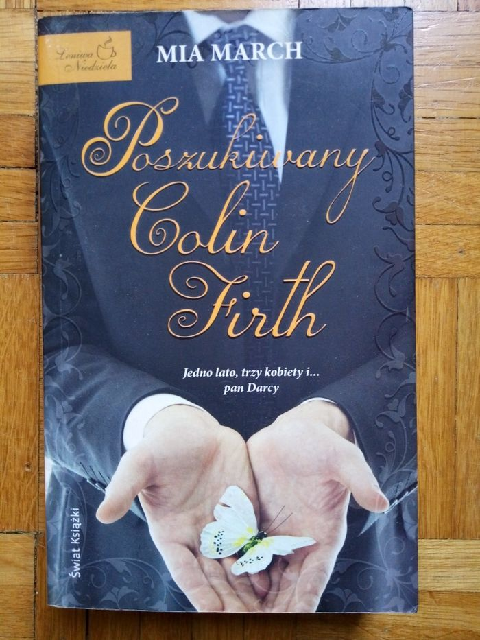 Poszukiwany Colin Firth - Mia March Warszawa - image 1