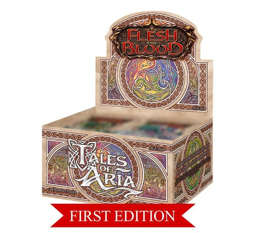 Booster Box Tales of Aria First Edition - NOVO SELADO