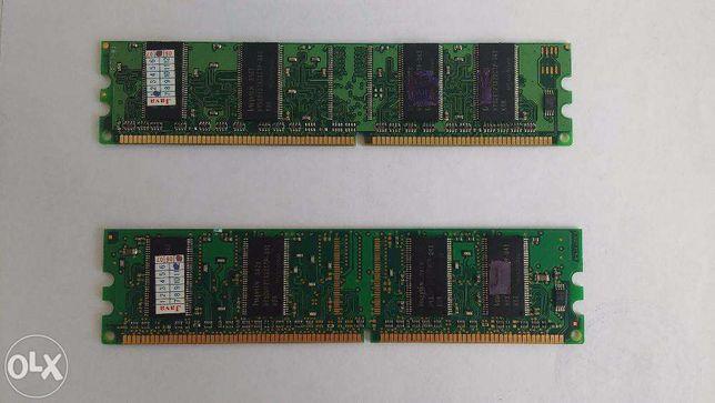 Память DDR 256 MB