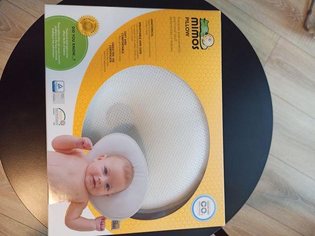 Poduszka ortopedyczna dla niemowląt Mimos S