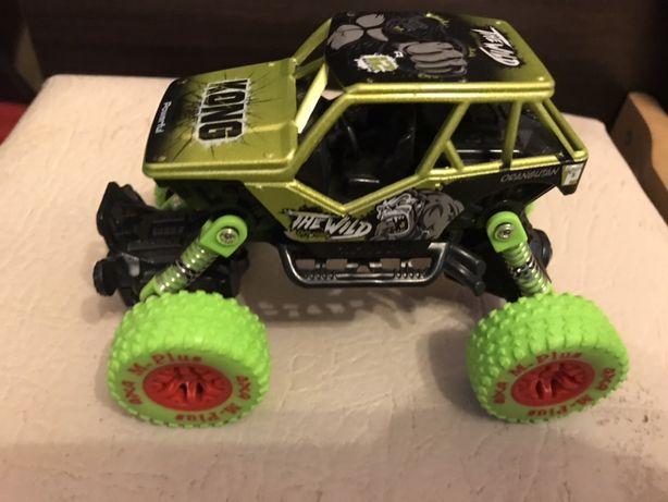 monster truck машинка