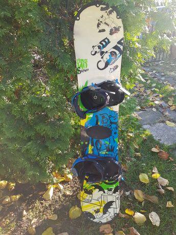 Deska snowboardowa Salomon 140cm