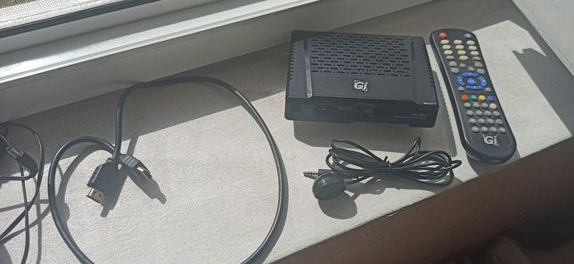 Тюнер ресивер Gi HD mini