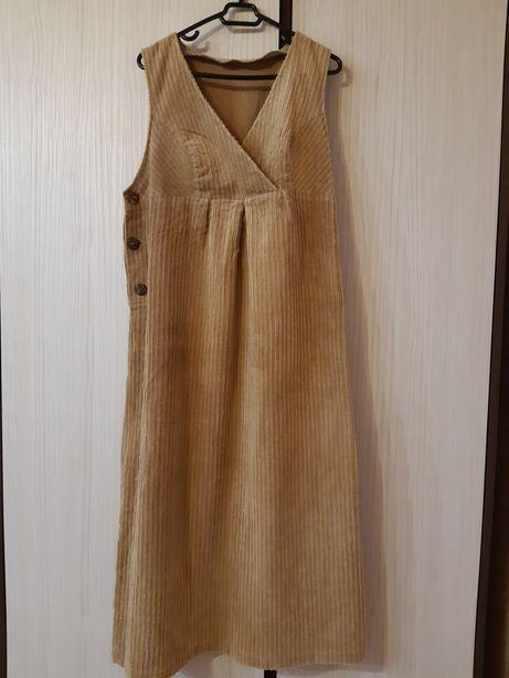 Сарафан для беременных платье
