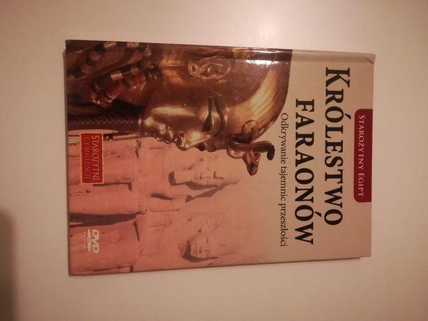 Starożytny Egipt Krolestwo Faraonów dvd