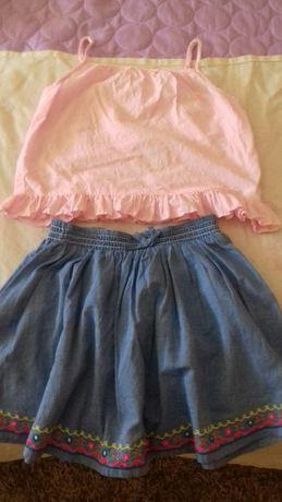 Vestido e Conjunto de menina 9-10 anos