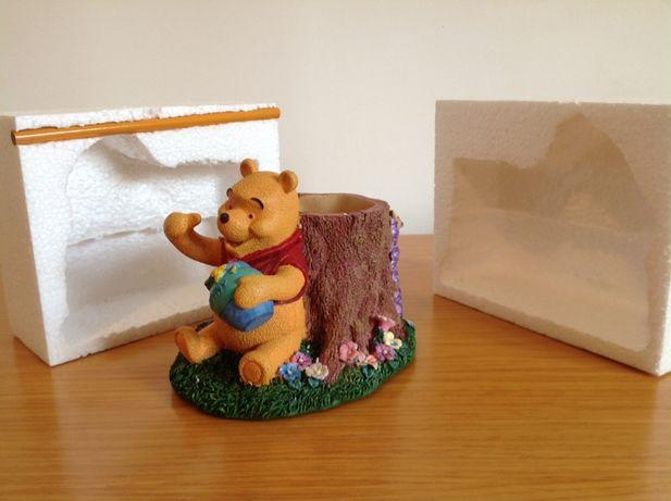 Porta lápis em cerâmica Winnie the Pooh