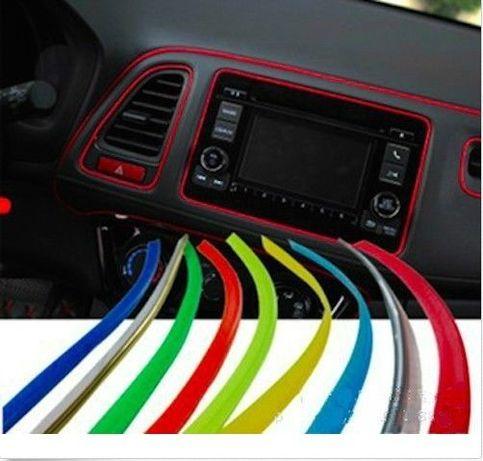 Fita flexível para moldagem de carro Interior Exterior