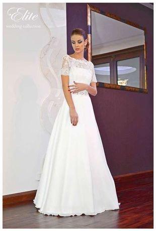 Suknia ślubna dla ciężarnej okazyjna cena!