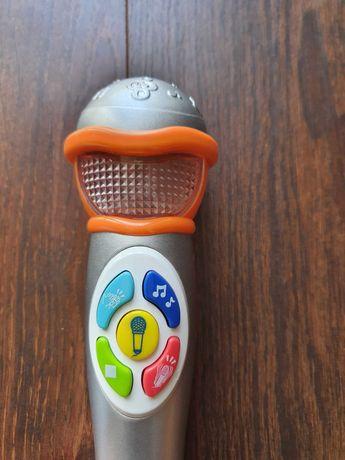 Microfone para crianças