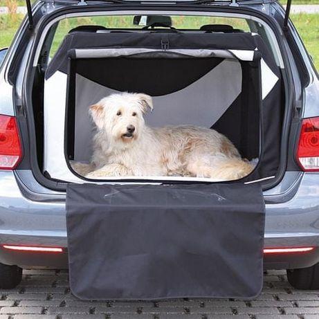 Transporter materiałowy klatka 91x58x61 Vario 40 torba dla psa kojec