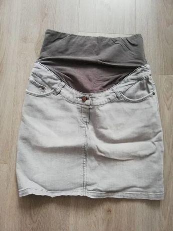 Spódnica jeansowa ciążowa r. 36