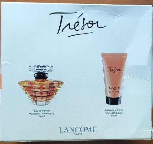 Набор Lancome Tresor 30мл + лосьон для тела 50мл