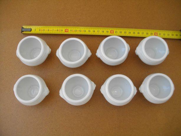 Conjunto de 8 mini tigelas