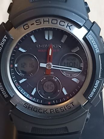 Casio g shock awg m100