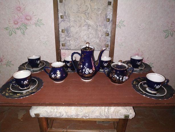 Чайный сервиз на шесть Пирсон