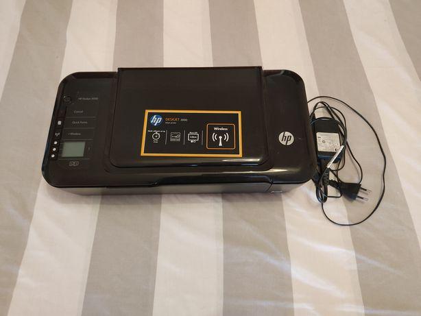 Impressora HP Deskjet 3000 - inkjet printer