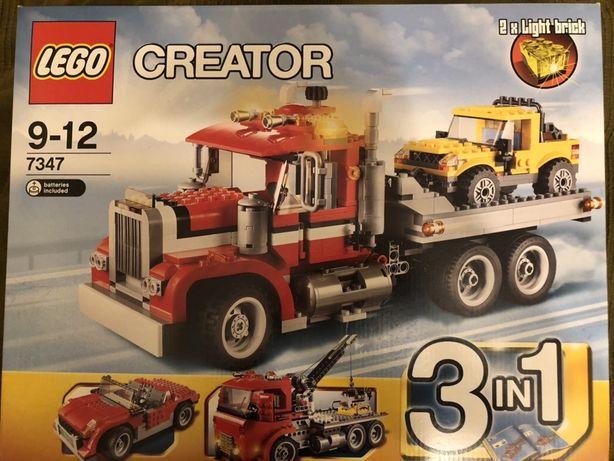Конструктор LEGO Creator Пикап (7347)
