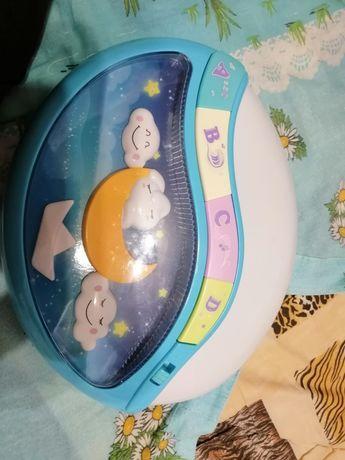 Детская музыкальная игрушка в кроватку ребенку