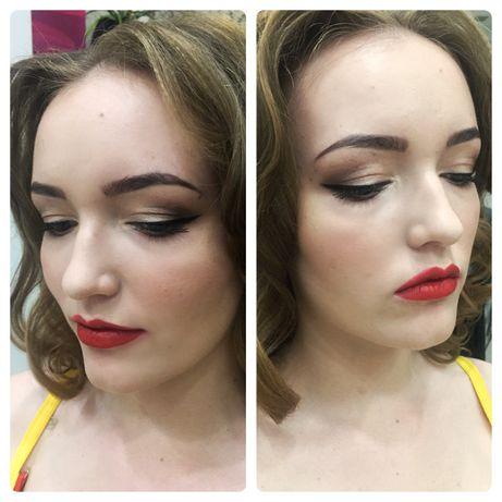 Профессиональный макияж. Свадебный макияж