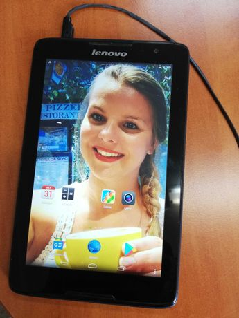 tablet Lenovo A8-50 3G/niebieski/