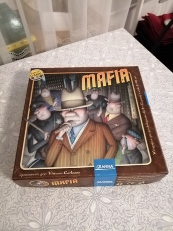 M-245. Gra towarzyska mafia