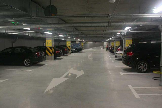 Miejsce parkingowe Gdańsk Motława w garażu podziemnym