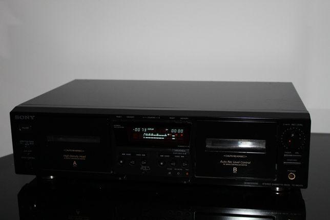 SONY TC-WE475 Magnetofon deck 2 kasetowy segment stereo hi-fi Wysyłka