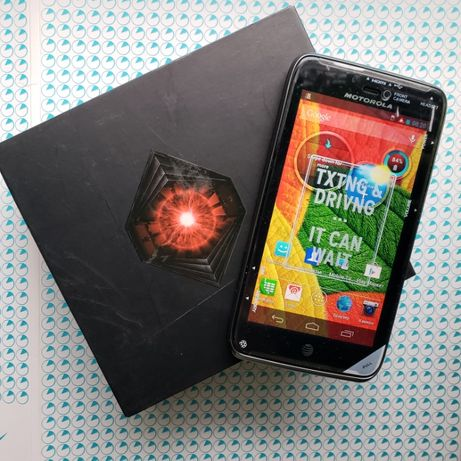Motorola MB 886 Atrix HD