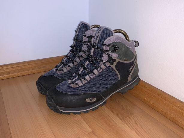 Ботинки черевики трекінгові Salomon Gore-Tex Розмір 41 (26 см)