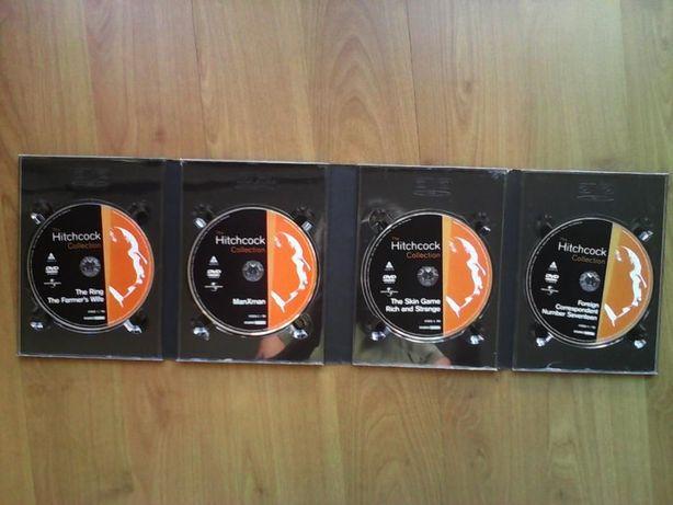 coleção dvd alfred hitchcock