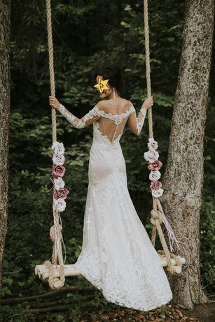 Suknia ślubna Papilio 1826 ivory