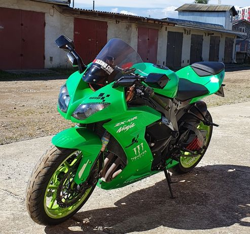 KAWASAKI Ninja 1000 + Power