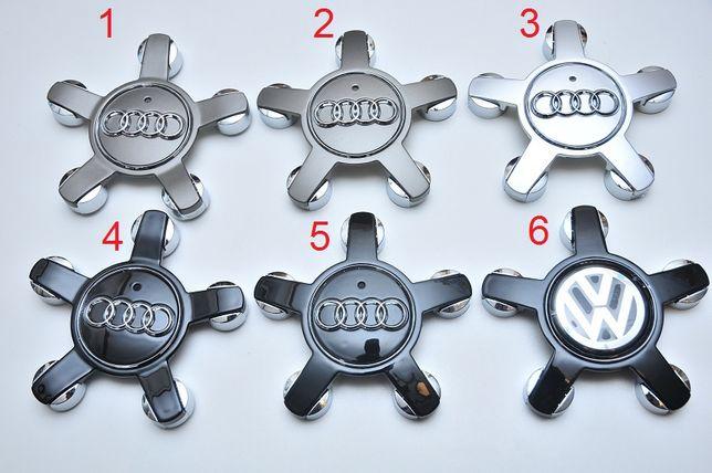 Колпачки/заглушки для дисков Audi 135mm 8R0601165 4F0601165N VW Ауди