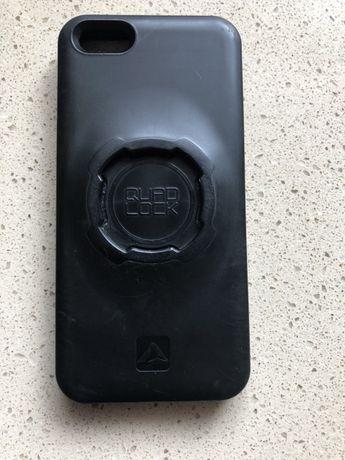 Quad lock iphone 5 SE
