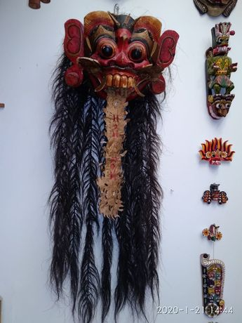 Rytualne maska etniczna