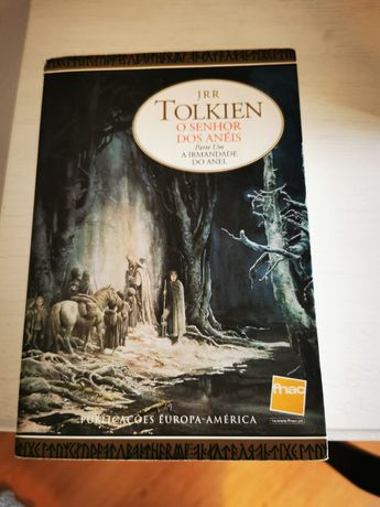 Livro de JRR Tolkien