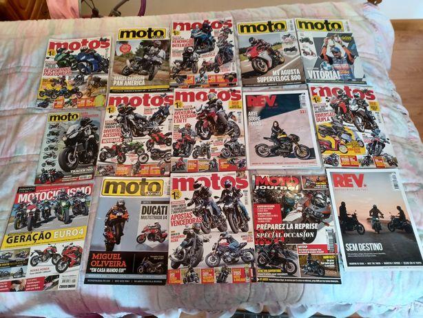 Revistas de Motas 0,5€ cada
